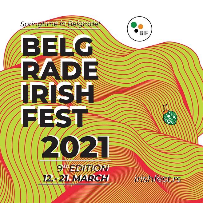 Beogradski irski festival 2021