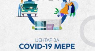 Centar za COVID-19 mere