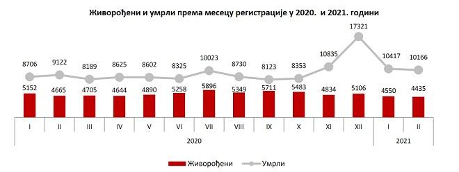 Da li znate... broj rođenih u prva dva meseca 2021. (foto: Pixabay)