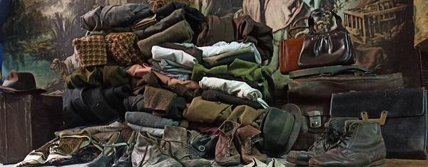 """Izložba """"Jasenovac..."""" u Galeriji Progres (foto: Bogdan Španović)"""