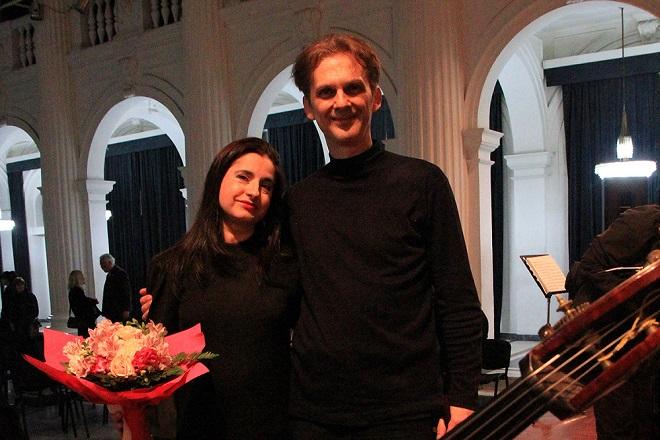 Muzikom kroz muzej: Duo DiS