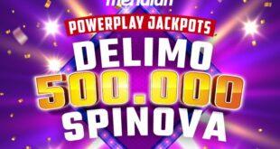 Meridian: Turnir o kome bruji cela Srbija - prijavi se, imaš 500.000 razloga za to