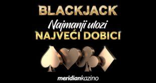 Meridian BLACKJACK MAGIJA