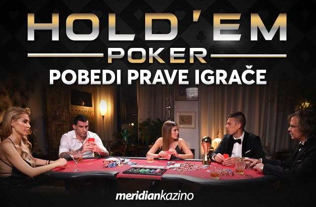 Meridian kazino: Isprobaj Texas Hold'em