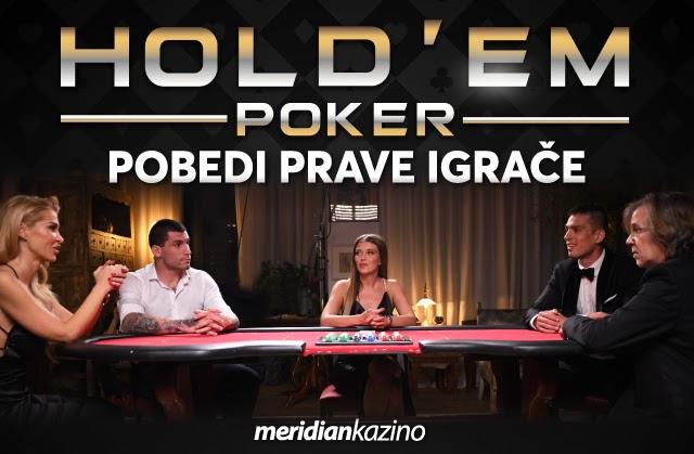 Meridian predstavlja Texas Hold'em