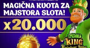 Meridian: DOKTOR SLOTA - na 70 uzeo 1.400.000 dinara!