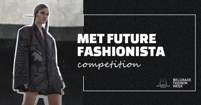 MET Future Fashionista Competition 2021: Kreativni svet u savremenom odevanju (foto: rad Bogdana Mrše)