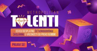 Metropolitan talenti 2021