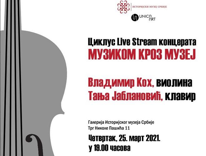 Muzikom kroz muzej: Koh i Jablanović