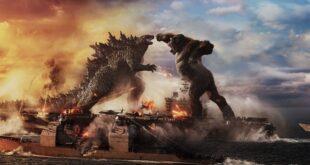 Novi filmovi u bioskopima: Godzila protiv Konga
