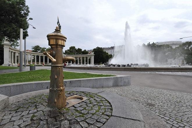 Otvara se hiljade česmi i 55 fontana u Beču (foto: Schaub-Walzer / PID)