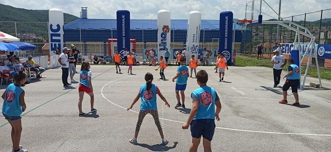 Sportske igre mladih: između dve vatre (foto: SIM)