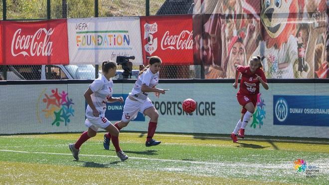 Sportske igre mladih: mali fudbal (foto: SIM)