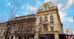 7 dana u Beogradu, 1-7. april 2021: Beogradske šetnje - Kralja Petra (foto: Aleksandra Prhal)
