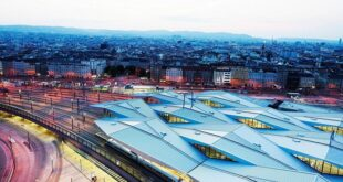 Bečka glavna železnička stanica (foto: © ÖBB/Philipp Horak)