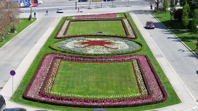 "Beograd u cveću (foto: JKP ""Zelenilo - Beograd"")"