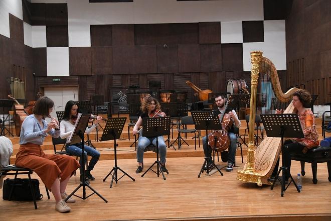Beogradska filharmonija: Premijerni koncerti kamerne muzike (foto: Nemanja Jovanović)