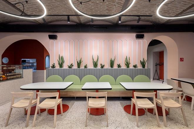 Studio Obe: Branč restoran - Nova iskra