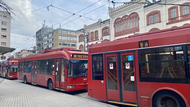 Bus plus - dopune (foto: Aleksandra Prhal)