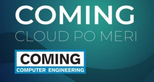 Coming Computer Engineering: Cloud po meri