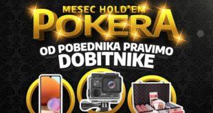Hold'em poker: Igraj najpopularniju igru na svetu i osvoji VREDNE NAGRADE