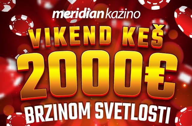 Meridian: Brzi vikend keš