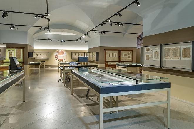 Muzej papirusa u Beču (foto: © Österreichische Nationalbibliothek)