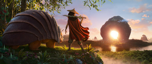 Novi filmovi u bioskopima: Raja i poslednji zmaj