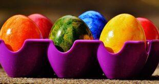 Beogradske pijace: Uskršnji karavan i ukrašena jaja (foto: Pixabay)