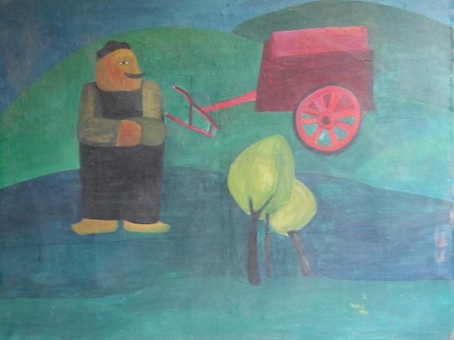 Slika Bogoljuba Ivkovića iz 1959.