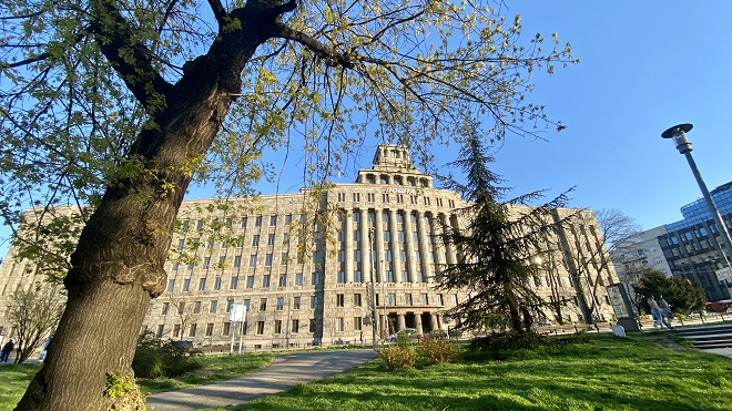 Vremenska prognoza za vikend - april 2021. u Beogradu (foto: Aleksandra Prhal)