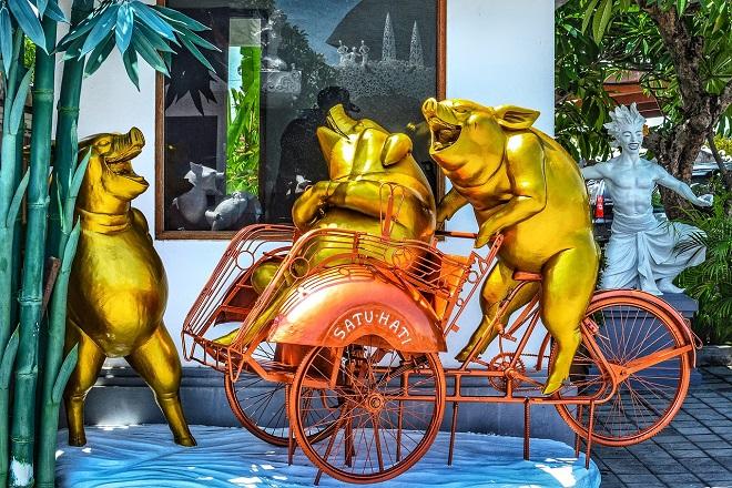 """""""Životinjska farma"""" u Omladinskom pozorištu Dadov (foto: Pixabay)"""