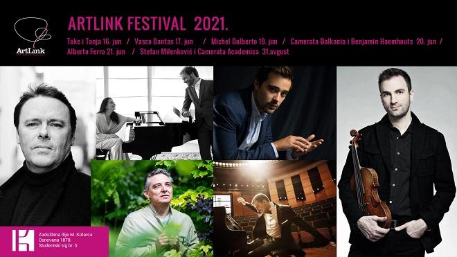 Artlink festival 2021: Umetnici za prirodu