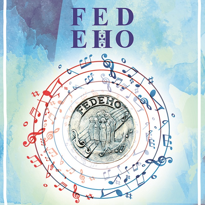FEDEHO 2021: X Festival horova dece i mladih (detalj sa plakata)
