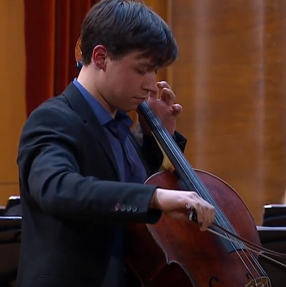 FMU i Guarnerius nagrađuju: Vuk Ovaskainen, violončelo