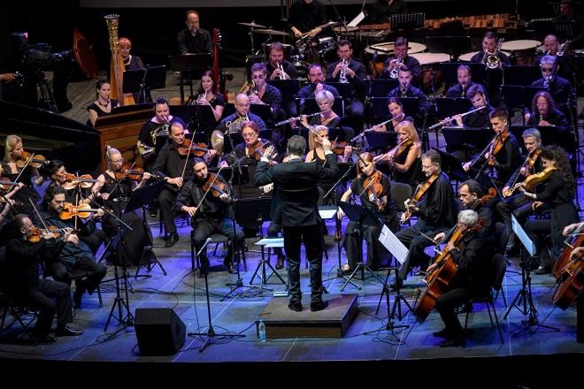 Guitar Art Festival: Simfonijski orkestar RTS