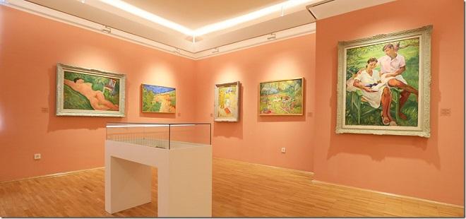 Galerija Petra Dobrovića