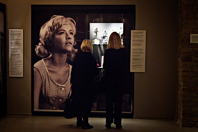 Jugoslovenska kinoteka - najbolji muzej u Srbiji u 2020. godini (Stalna postavka - Legat Milene Dravić)