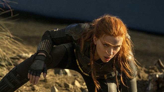 Marvelov filmski univerzum: Crna udovica