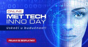 Met Tech Inno Day: Uskoči u budućnost