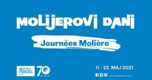 Molijerovi dani 2021: 70 godina Francuskog instituta u Srbiji