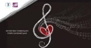 """""""Muzika na dar"""" u Muzičkom paviljonu na Kalemegdanu"""