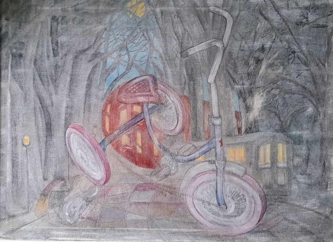 Nikola Džafo - Odlazak u belo (rekonstrukcija)