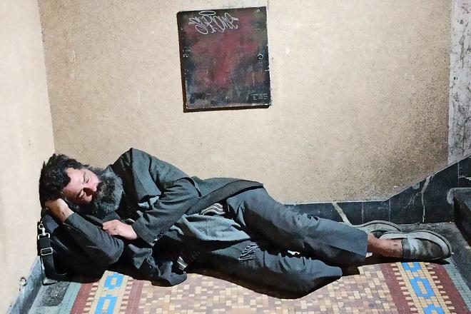 Sedam dana u Beogradu, 13-19. maj 2021: Beskućnik dendi (foto: promo)