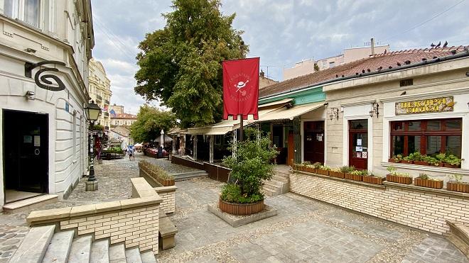 Sedam dana u Beogradu, 20-26. maj 2021: Otvaranje turističke sezone u Skadarliji (foto: Aleksandra Prhal)