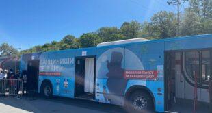 Vakcinacija u Beogradu - imunološki autobus (foto: Pixabay)