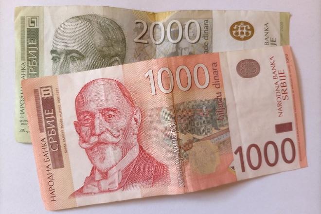 Za vakcinisane u Srbiji - po 3.000 dinara (foto: Nenad Mandić)