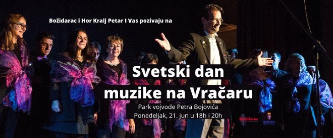 Besplatni koncerti u parku vojvode Petra Bojovića