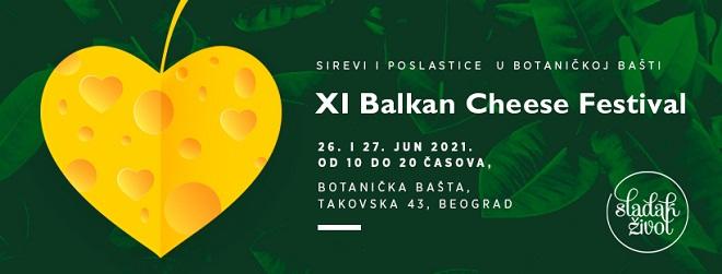 Festival sireva i poslastica 2021 -baner za 7 dana