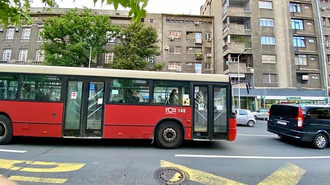 Bus plus dopune - GSP Beograd (foto: Aleksandra Prhal)